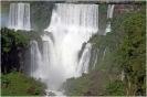 Iguacu Wasserfaelle Brasilien